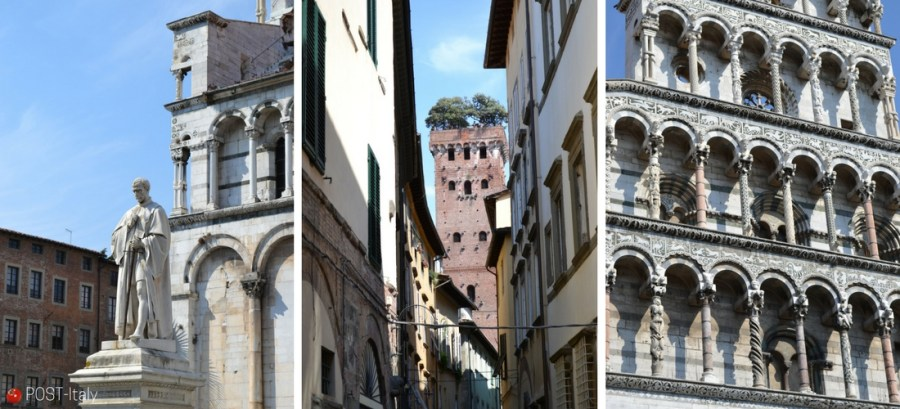 Lucca na Itália