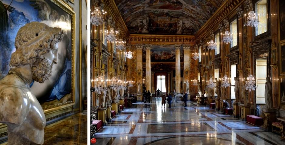 Galleria Colonna em Roma