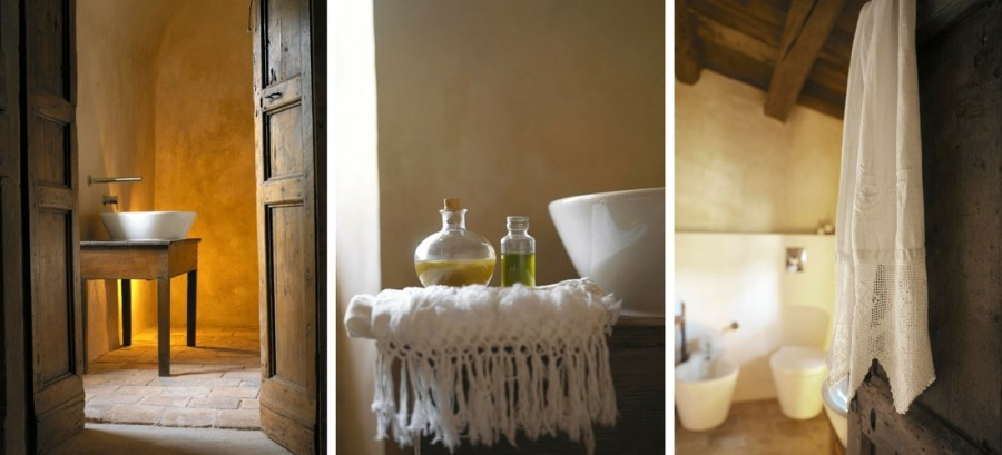 Sextantio, albergo diffuso na Itália