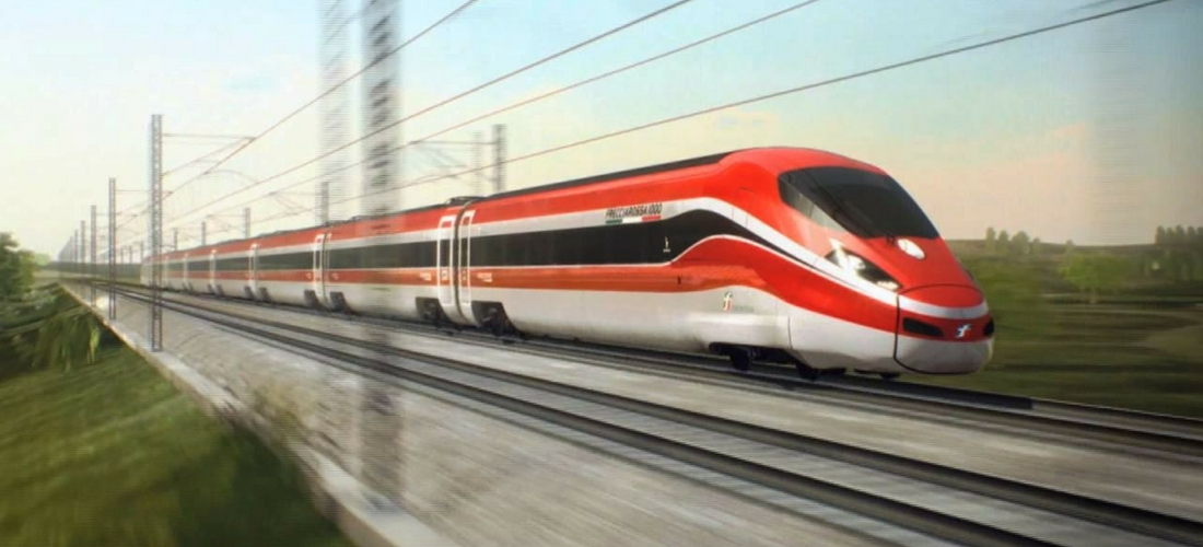 Trenitalia lança pass para viagens ilimitadas em 48 horas, por preço único