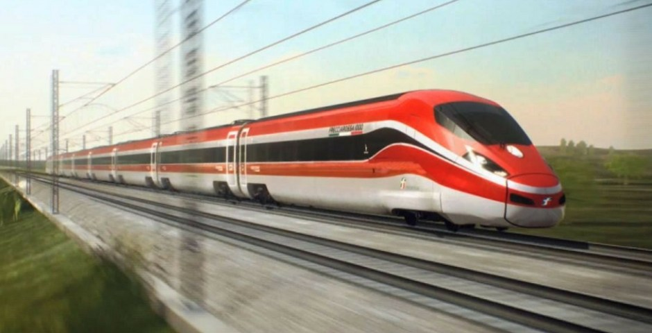 passagens Trenitalia