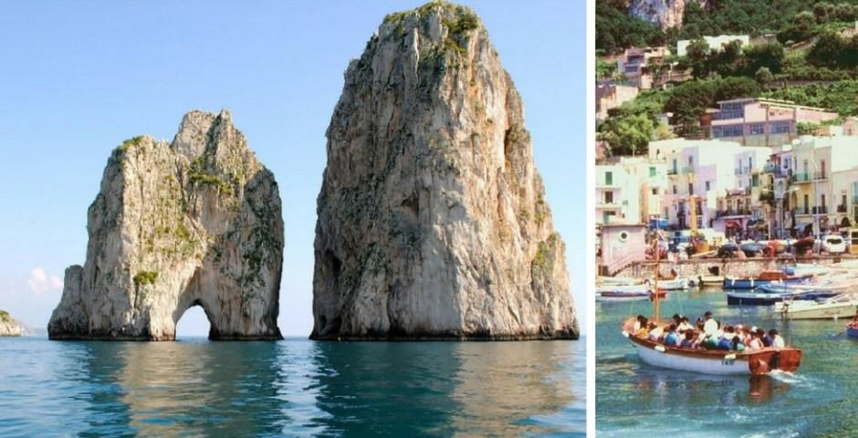 dicas de Capri