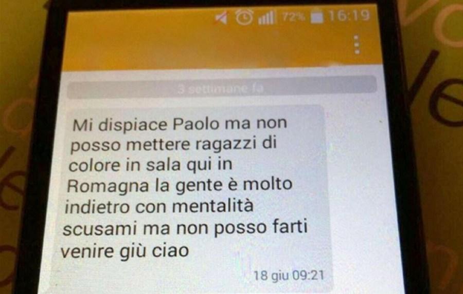 racismo na Itália