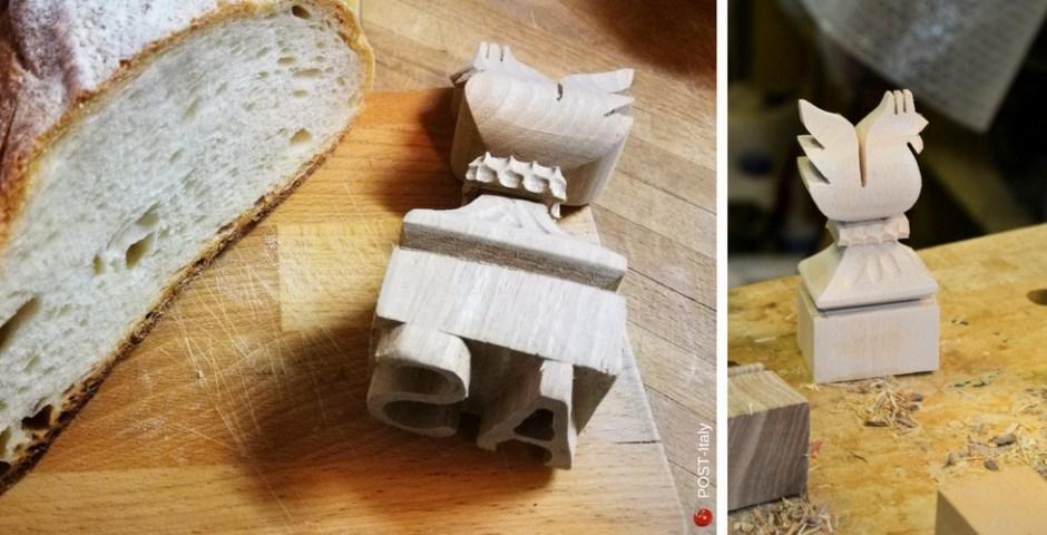pães na Itália