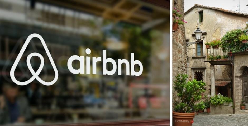 Airbnb na Itália