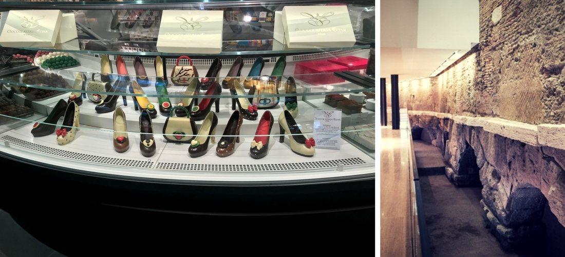 La Rinascente, inaugurada a maior loja de departamentos de Roma para compras de luxo