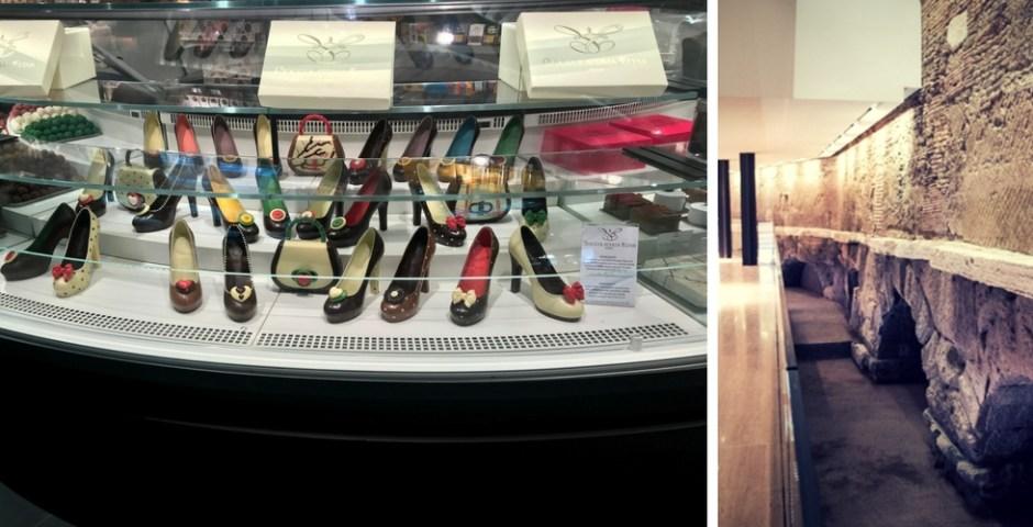 loja de departamentos em Roma