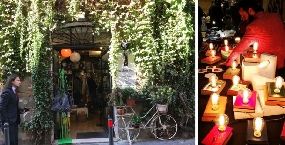 bairro Monti em Roma