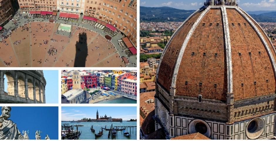 frases sobre a Itália