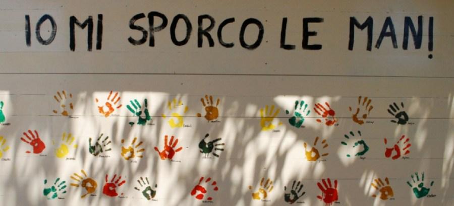 ser voluntário na Itália