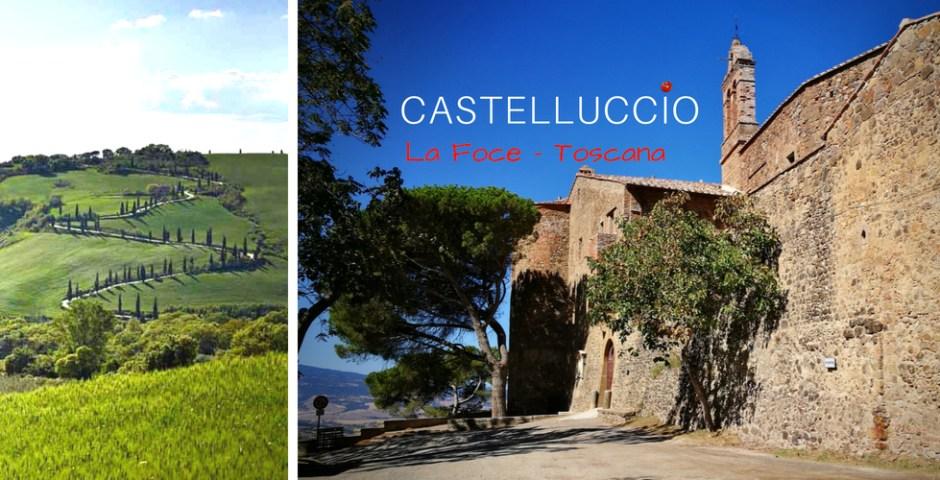 Castelluccio, la Foce, Toscana
