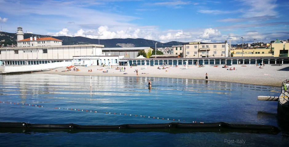 Pedocin em Trieste, Itália