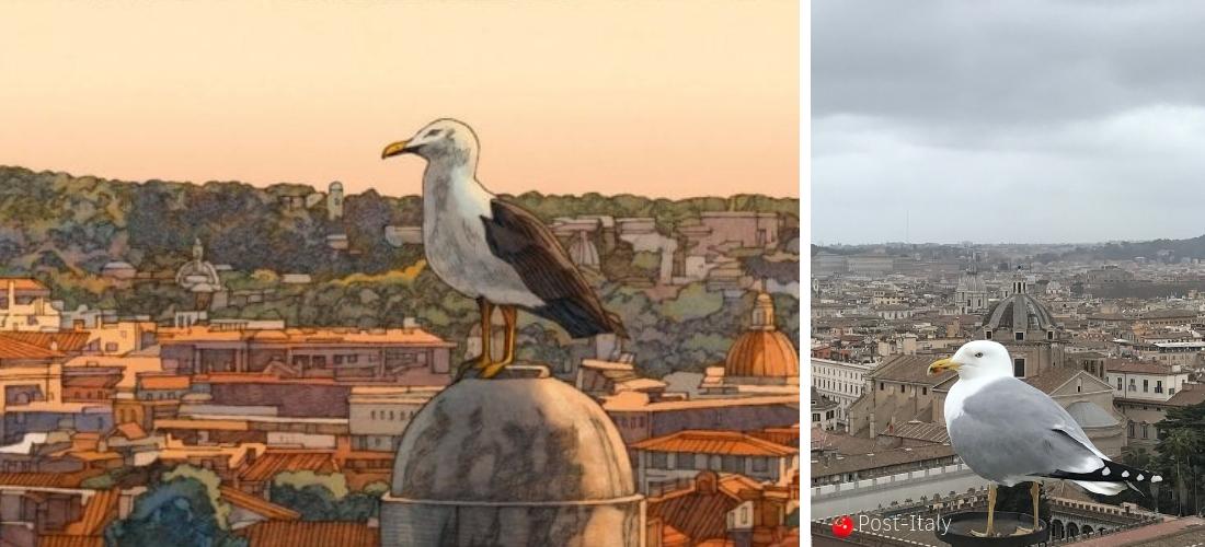 Roma ilustrada no Travel Book de Louis Vuitton