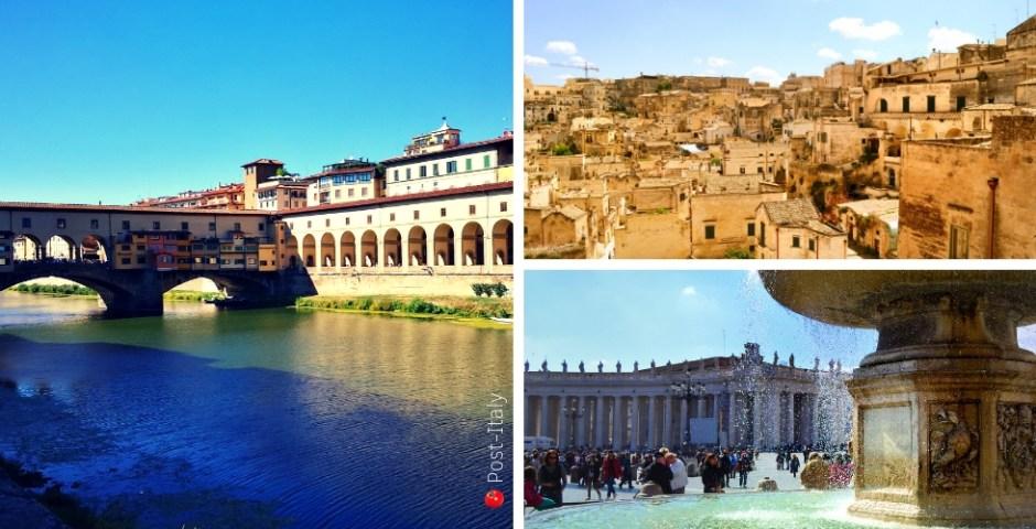 viagem dos sonhos na Itália