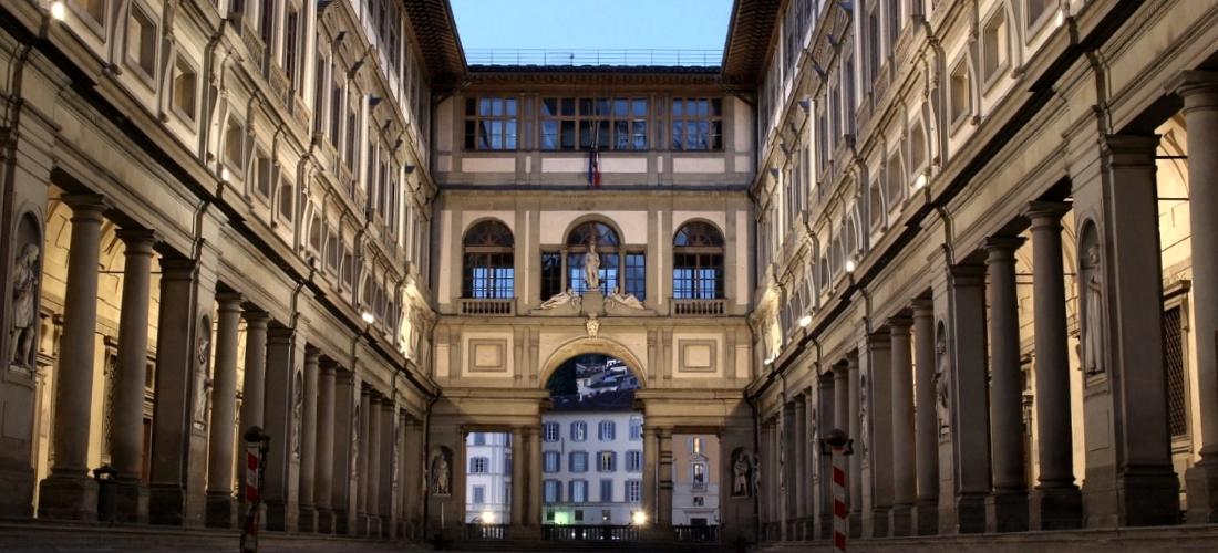 Galleria degli Uffizi em Florença: adeus filas com o ingresso inteligente