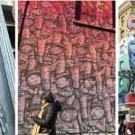 Blu, street art em Roma