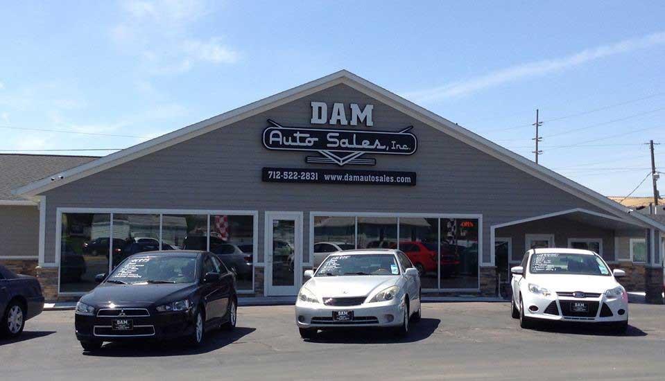 dam auto sales car