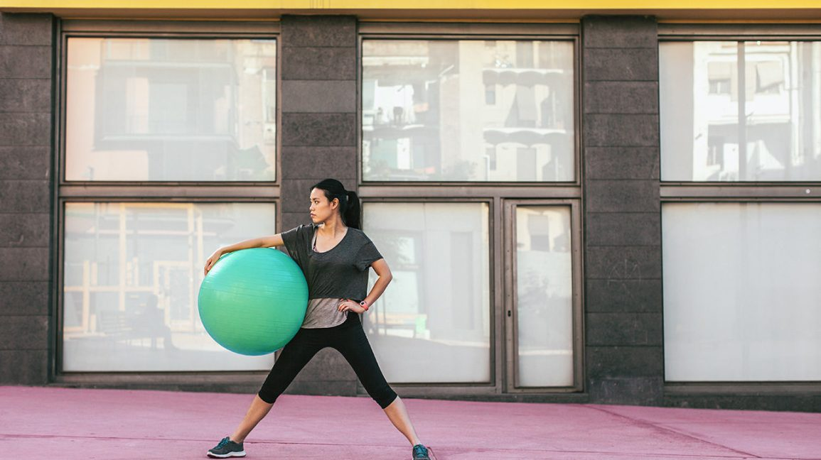 Stability Ball Workout: Exercises for Core, Lower Body, and More