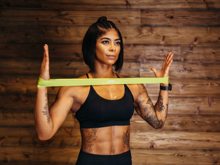 33 Resistance Band Exercises Legs Arms Abs Back Chest And More