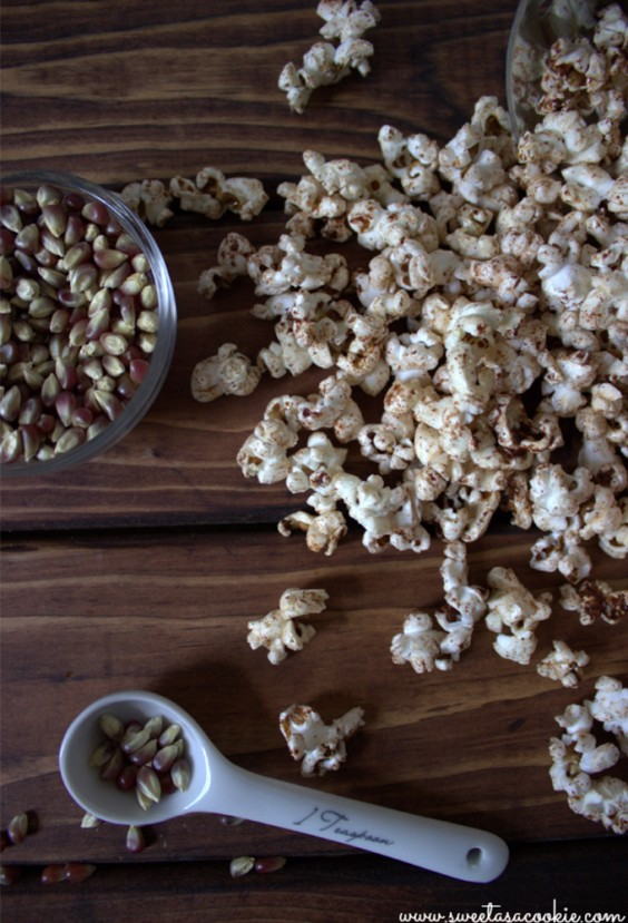 1. Apple Pie Popcorn