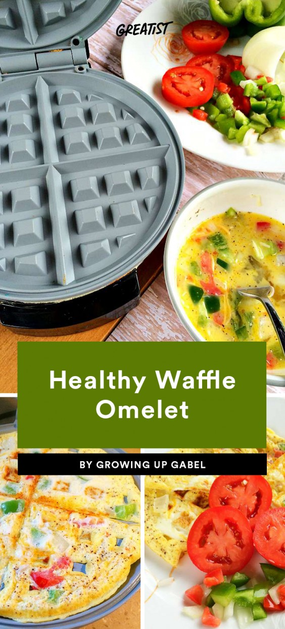 Waffle Iron Recipes 25 Creative Ideas From Breakfast To Dessert
