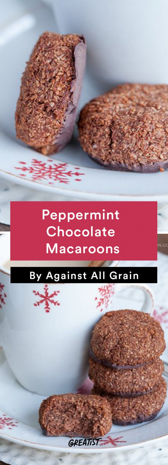 against all grain: Macaroons