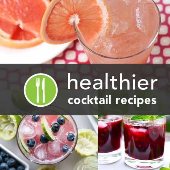 5 Healthy Summer Cocktail Recipes from Around the Web