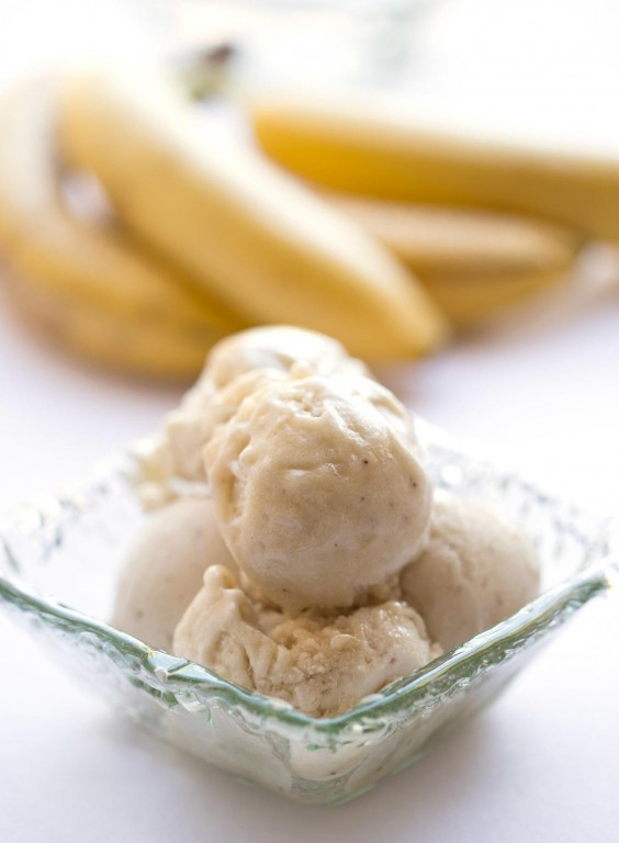 banana icecream