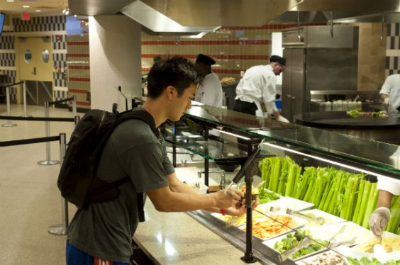 The 25 Healthiest Colleges 2013: Washington University at St. Louis
