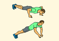 Advanced Bodyweight Workout_river