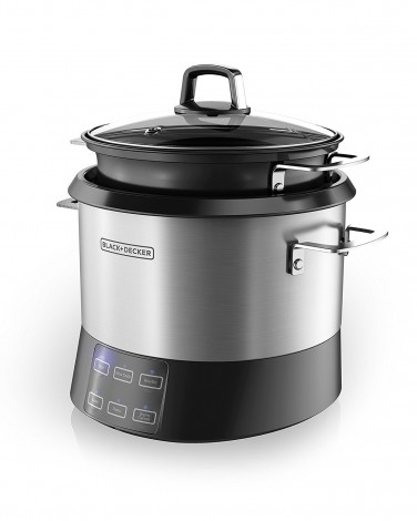 2. Black and Decker All-in-One Cooking Pot