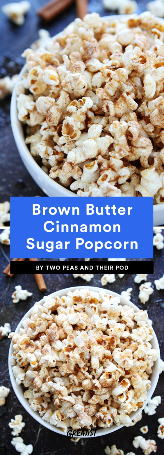 Popcorn Recipes That Turn a Plain Bag Into a Solid Snack