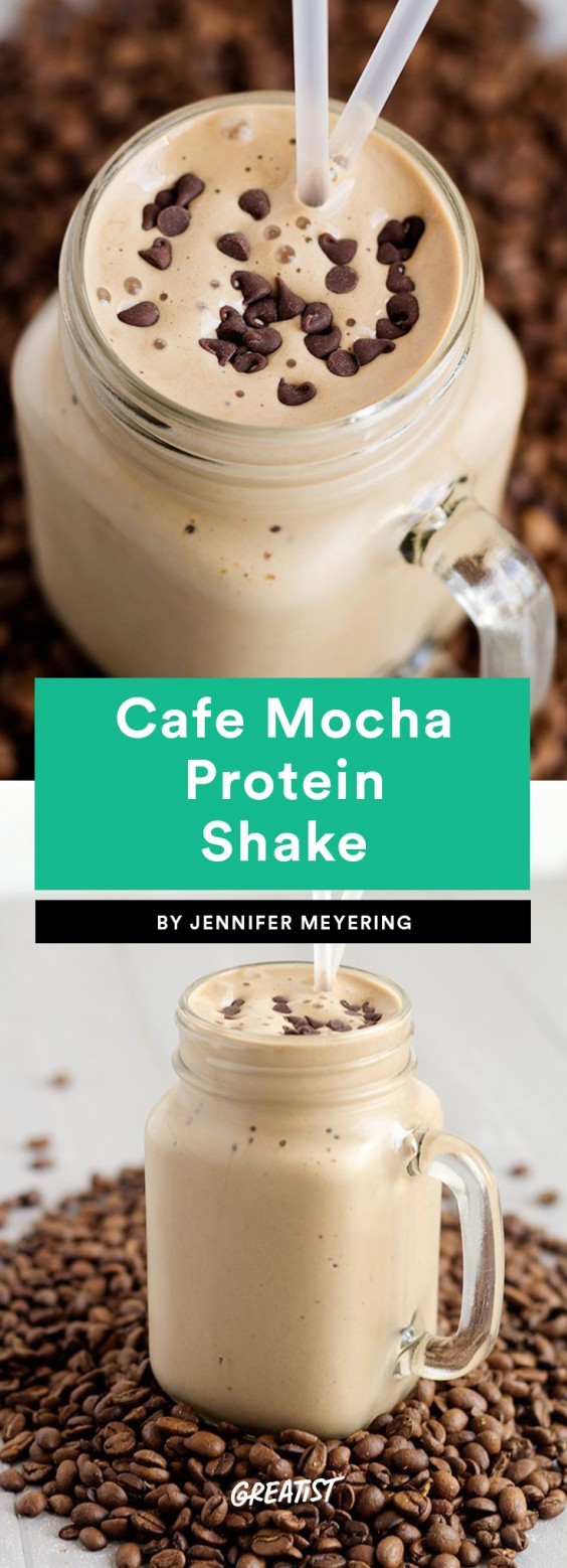 Coffee Protein Shake: 7 Smoothies to Give You a High-Protein Caffeine Fix