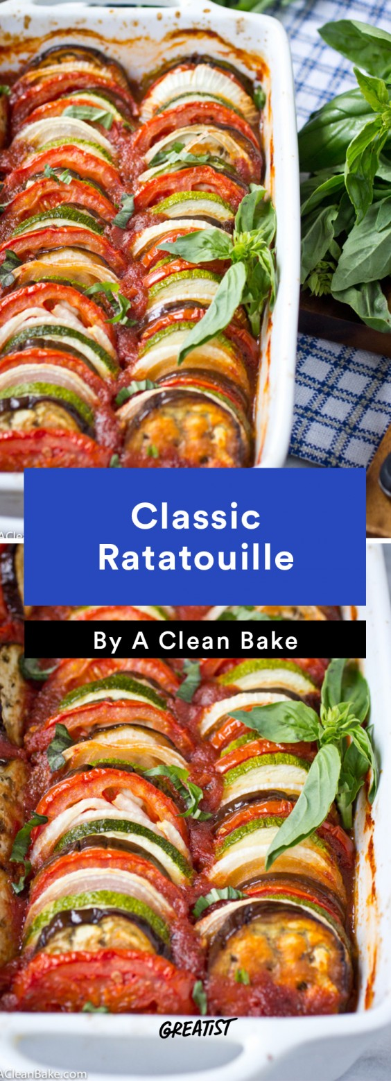Ratatouille Recipes: 7 Different Ways to Eat It All Week