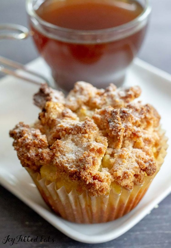Keto Muffins 19 Recipes That Make Baked Goods Ok On The Diet