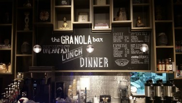 7. Connecticut: The Granola Bar, Various Locations