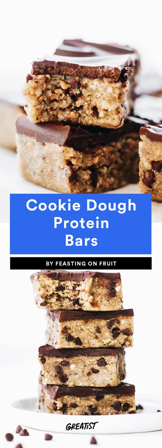 9 Vegan Protein Bars That Are a Healthy Eater's Dream