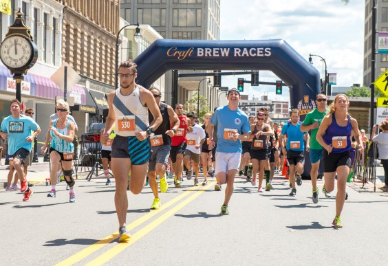 Races That Involve Booze - Craft Brew Races