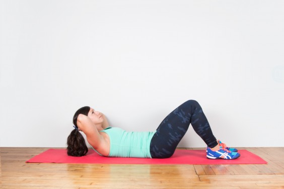 Bodyweight Core Workout: Upper Abs, Lower Abs, Obliques, and