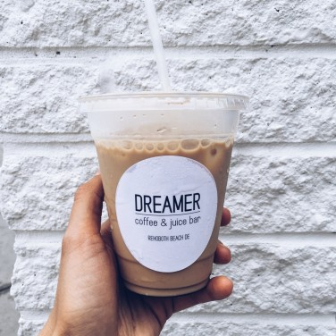 8. Delaware: Dreamer Coffee and Juice Bar, Rehoboth Beach
