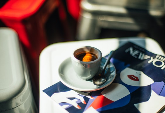 coffee guide: espresso lifestyle