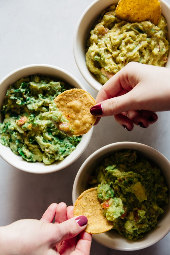 Guacamole Recipes: 3 Ways to Make the Classic Dip Even Better