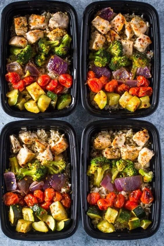 Chicken Meal,Prep Recipes 19 Easy (Not,Boring) Ideas