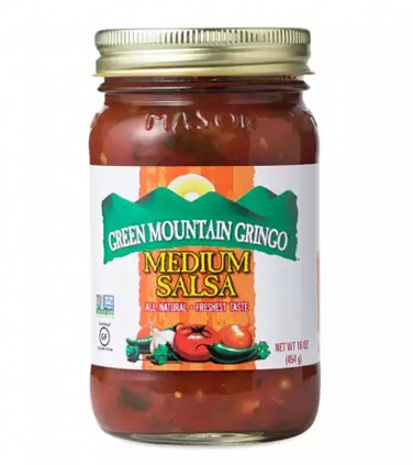 salsas: green mountain