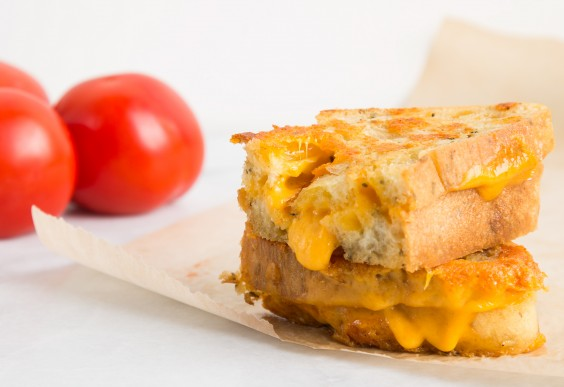 Grilled Cheese: How to Make Perfectly Gooey, Crispy Grilled Cheese