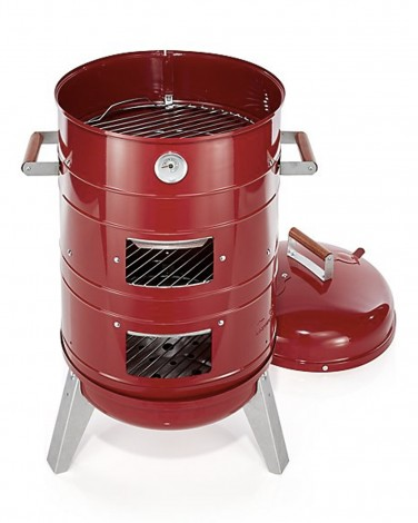 1. Wherever Grill With Smoker Upgrade Kit