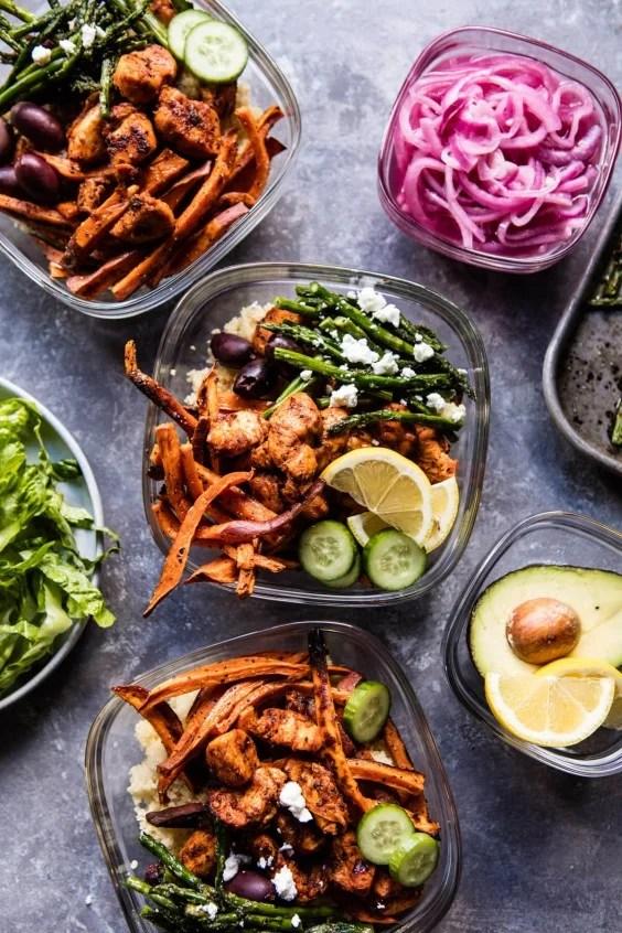 Chicken Meal Prep Recipes 19 Easy Not Boring Ideas