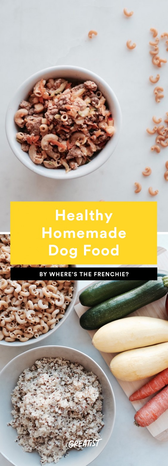 Homemade Dog Food 6 Recipes Delicious Enough For Humans To Try