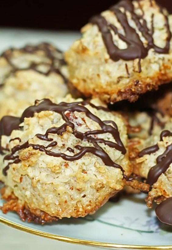 Coconut Almond Macaroon Edibles Recipe