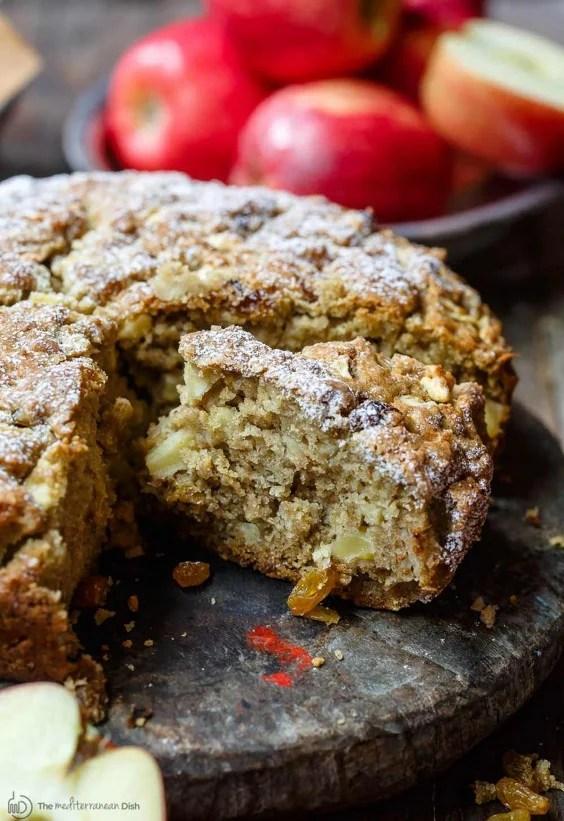 sweet tooth on mediterranean diet